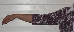 StressMaster Arm uitsteken